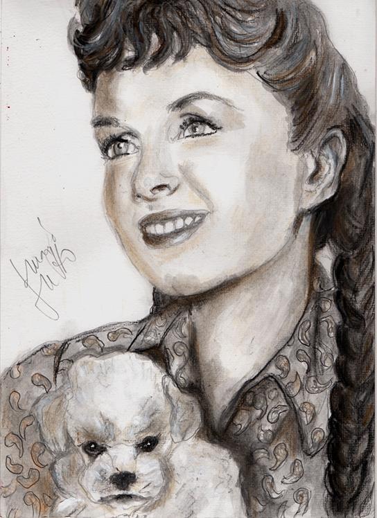 Debbie Reynolds par Toyscape